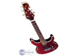 WSL Guitars The Red Line
