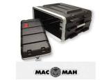 Mac Mah Rack ABS 4 Unités / 2 Capots