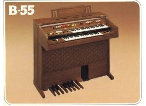 Yamaha Electone B55