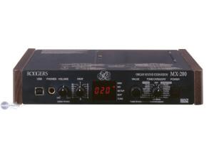 Rodgers MX 200