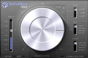 Sonalksis TBK2 - The Ultimate Grime
