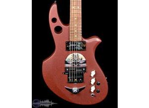 Woody B Internal Combustion Guitar V12