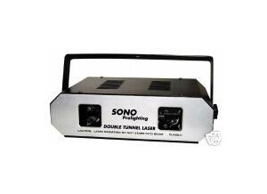 Sono Proligthing double laser rouge 2x20mw