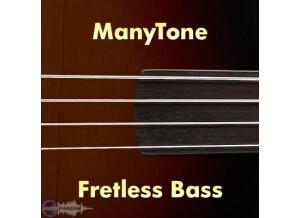 Manytone Music Fretless Bass