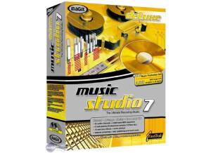 Magix Music Studio 7 Deluxe