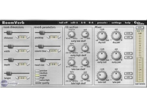 Spin Audio RoomVerb