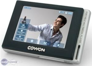 Cowon D2 portabler Mediaplayer