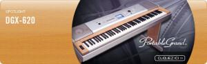 Yamaha DGX-620