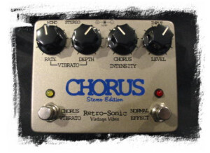 Retro-Sonic Chorus stereo edition