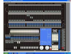 Avolites Pearl 2004 Simulator