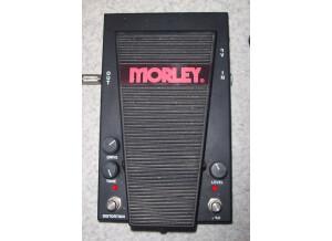 Morley Pro Series Distortion Wah Volume