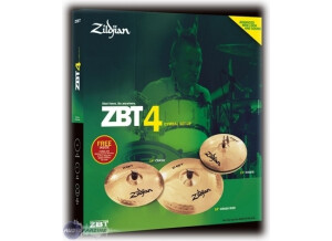 Zildjian ZBT 4 Box Set