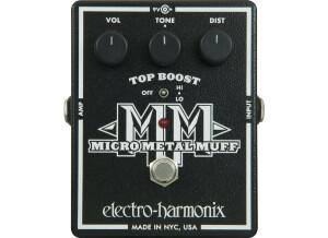 Electro-Harmonix Micro Metal Muff