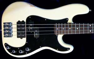 Sandberg (Bass) California PM 4