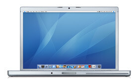 """Apple Macbook Pro Core 2 Duo 15,4"""""""