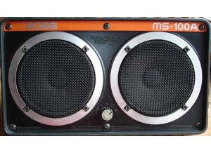 Boss MS-100A Monitor Speaker