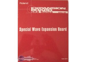 Roland SRX-99 Special wave expansion board