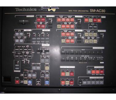 Technics SM AC-30