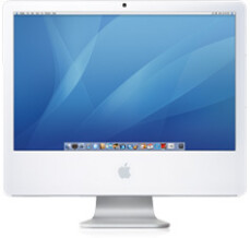 "Apple iMac Intel Core 2 Duo 24"" 2,16 Ghz"