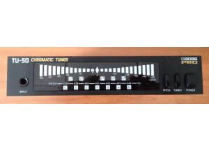 Boss TU-50 Chromatic Tuner