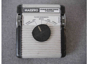 Maestro MP-1 Parametric Filter/Overdrive