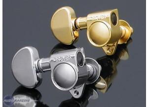 Grover Full-size Rotomatics Gold 3x3