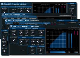 Blue Cat Audio Dynamics : contrôler la dynamique