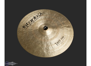 """Istanbul Agop Special Edition Jazz Ride 21"""""""
