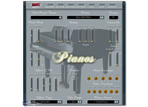 MHC Piano