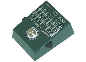 Amt Electronics EQ-7 Guitar Equalizer