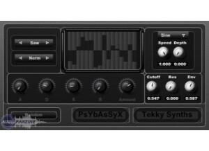 Tekky Synths PsYbAsSyX [Freeware]