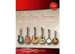 Best Service Chris Hein - Guitars