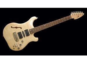 Rees Electric Guitars F7S Studio Guitar