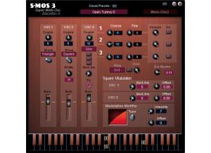 SpaceF Devices S-MOS Oscillators