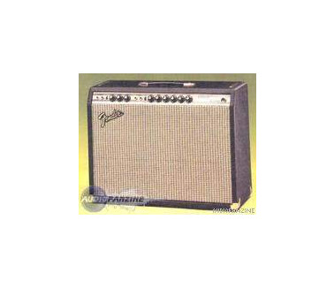Fender Vibrolux Reverb (Silverface)