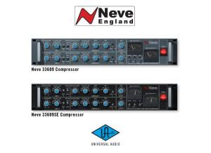 Universal Audio Neve 33609