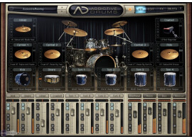 Personalizing your Drum Kit in Addictive Drums