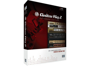 Native Instruments Guitar Rig 2 Software Edition