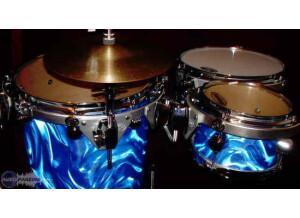 Metropolitan Drum Company Full Suspension Cocktail Drums