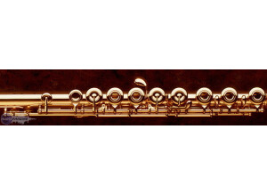 Muramatsu Flute De Concert 9k Gs Rci