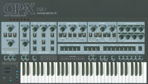 SonicProjects OP-X PRO