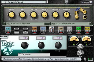 Line 6 GearBox Plug-in