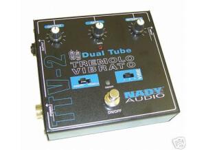 Nady TTV-2 Dual Tube Tremolo Vibrato