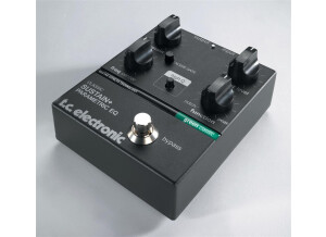 TC Electronic Classic Sustain + Parametric EQ