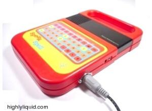 Texas Instruments Dictée Magique MIDISPEAK V2