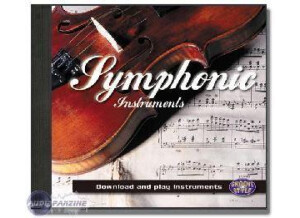 GrooveStyle Symphonic Instruments
