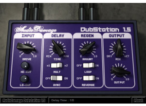 Audio Damage Dub Station