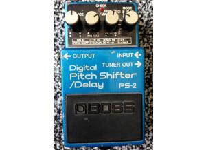 Boss PS-2 Digital Pitch Shifter/Delay