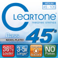 [NAMM] Cleartone Strings 6445 bass