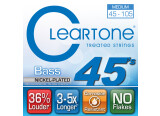Cleartone Strings Bass Nickel Plated